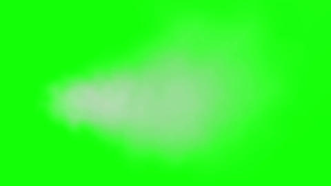 Frozen breath motion graphics with green screen background Videos animados