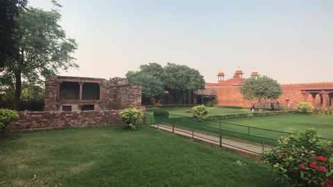 Fatehpur Sikri, India - amazing architecture of yesteryear part 18 Live Action