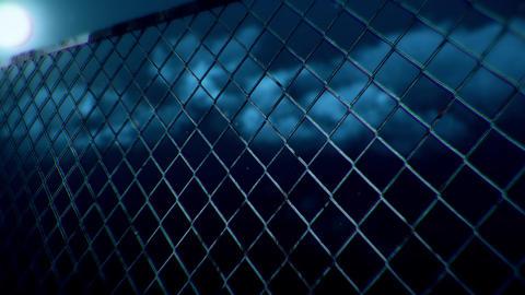 Fence BackGround CG Animation