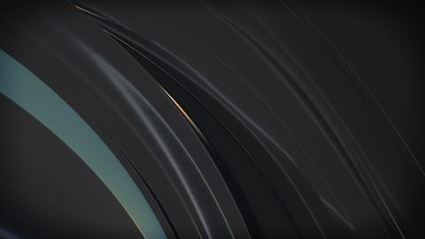 Black Glossy Motion Background Animation