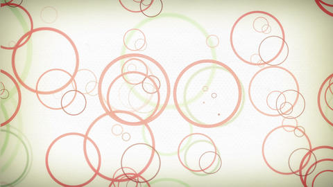 Motion Circles Background Animation