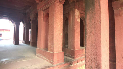 Fatehpur Sikri, India - ancient architecture from the past part 5 Live Action