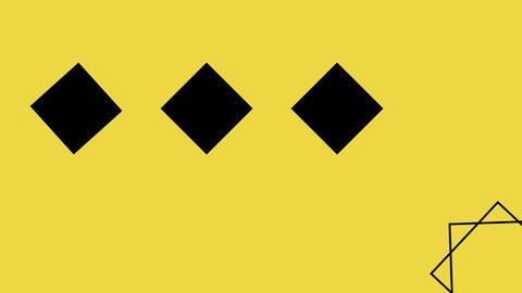 LIVESTREAM BACKGROUND【SIMPLE BLACK OFF FRAME】7 Color + Alpha Channel Set 1