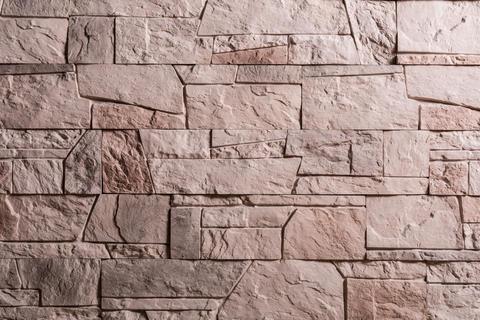 Decorative stone wall as background Fotografía
