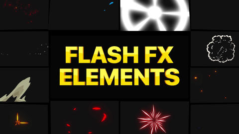 Flash FX Pack After Effects Template