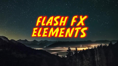 Flash FX Pack Plantillas de Motion Graphics