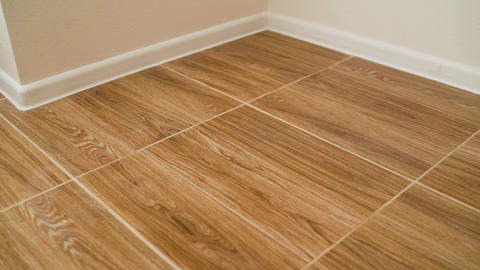 Tile in wood color. wood floor texture Live Action