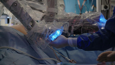 Da Vinci Surgery - Minimally Invasive Robotic Surgery with the da Vinci Surgical Footage