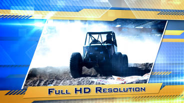 Extreme Sports Promo After Effects Templates