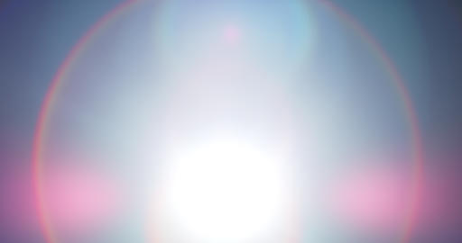 Light Leak Cine Lens 55mm Lens Flares Live Action