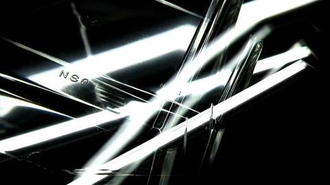 LRV_lazer01 Stock Video Footage