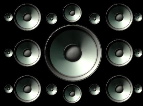 Speaker Grid 2 CG動画