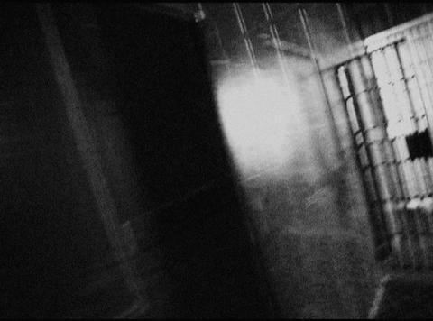 cell doors 2 loop Stock Video Footage