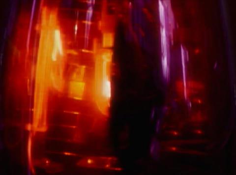 Siren Orange loop Stock Video Footage