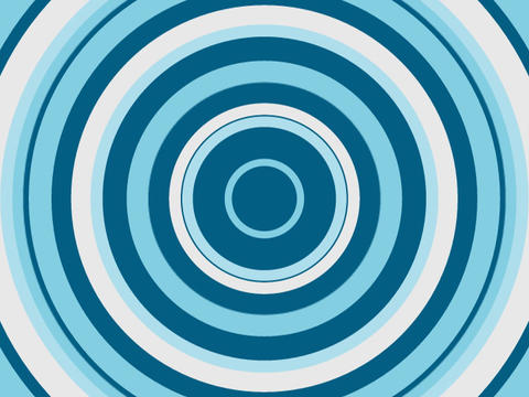 Radio Circles Blues1 Animation
