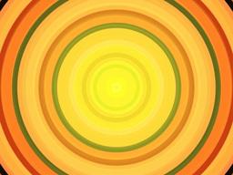 Radio Circles Yell OJWarm 2 Animation