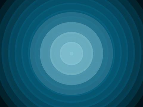 Rings2 6 bluesl(L) Stock Video Footage