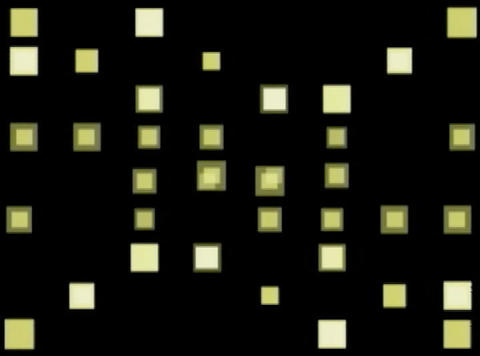 BGY Cube trace(L) Animation