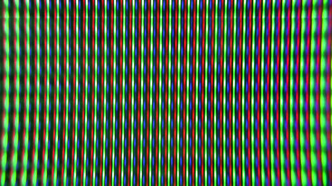 display color spot liquid crystal screen macro Stock Video Footage