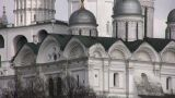 Moscow Bell Tower stock footage