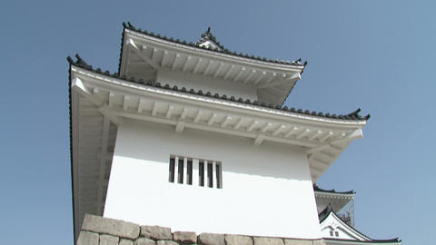 Toyama / Azumi Castle Tilt 2 富山 安住城 チルト Footage