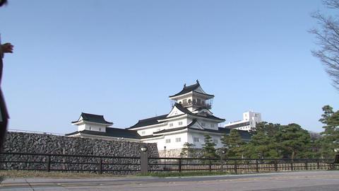 Toyama / Azumi Castle Walkers 富山 安住城 Footage