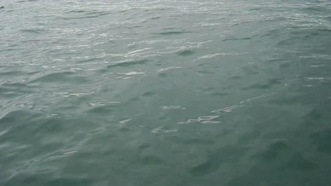 On a boat Stock Video Footage