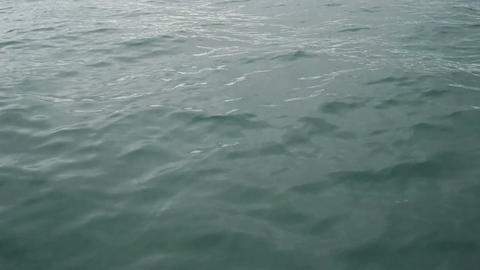 On a boat Footage
