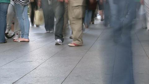 Street01 Stock Video Footage