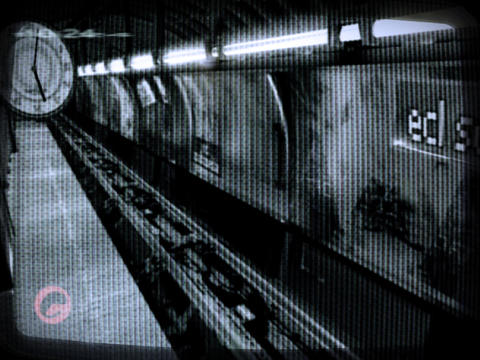 Underground, metro, tube, station Stock Video Footage