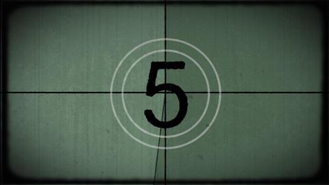 Countdown Clock Stock Video Footage