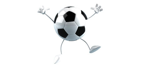 football HD Stock Video Footage