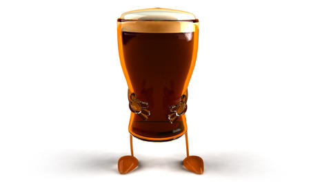 beer bow 1 Animation