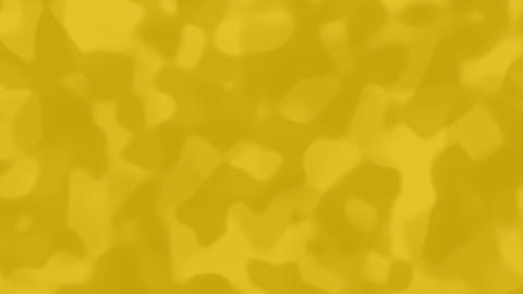 Looping animations of a muted yellow camouflage like pattern Animation