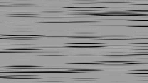 Looping animation of gray and black horizontal lines... Stock Video Footage