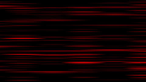 Looping animation of red and black horizontal lines... Stock Video Footage