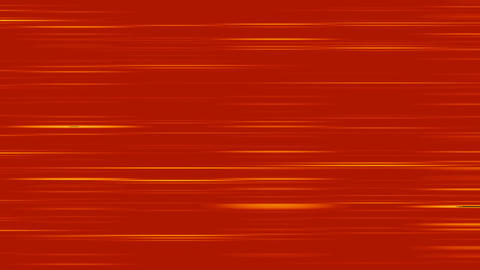 Looping animation of red and yellow horizontal lines... Stock Video Footage