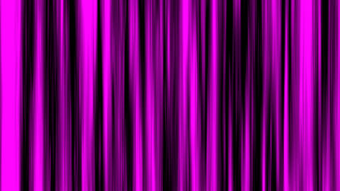 Looping animation of black and purple vertical lines oscillating Animation