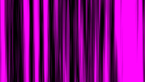 Looping animation of black and purple vertical lines... Stock Video Footage