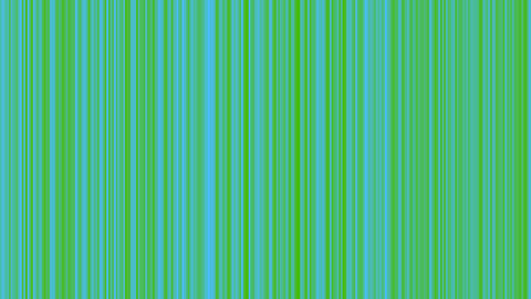 Looping animation of green and aqua vertical lines... Stock Video Footage