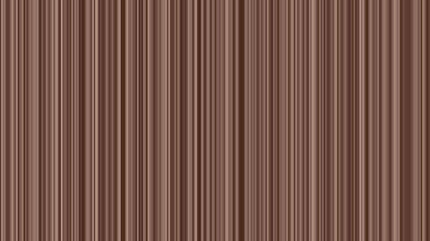 Looping animation of brown and white vertical lines... Stock Video Footage
