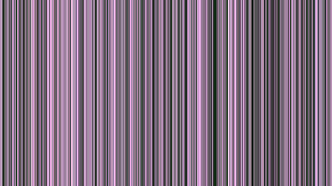 Looping animation of purple, white, and black vertical lines oscillating Animation