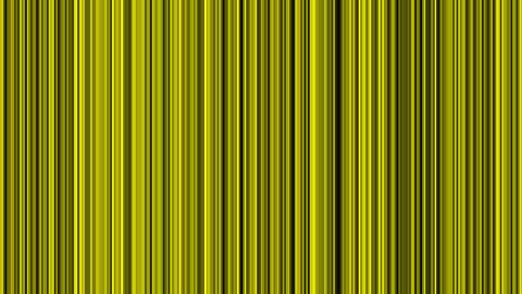Looping animation of yellow and black vertical lines... Stock Video Footage
