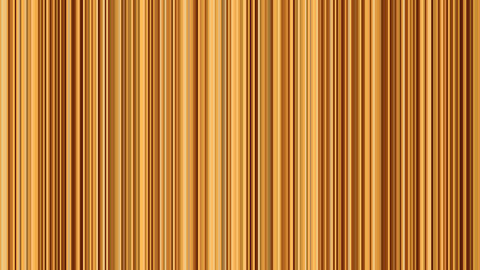 Looping animation of orange and tan vertical lines... Stock Video Footage