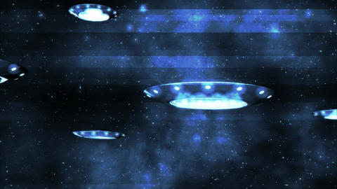 UFO Earth Invasion 2 Animation