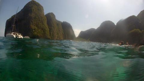 Underwater Footage