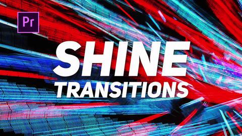 Shine Transitions Premiere Pro Effect Preset