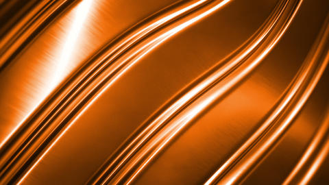 Gold Metal Motion Background Animation