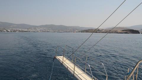 Yacht deck details and design elements Live Action