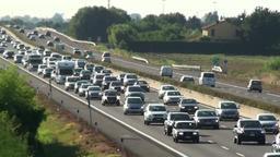 Italian highway Footage